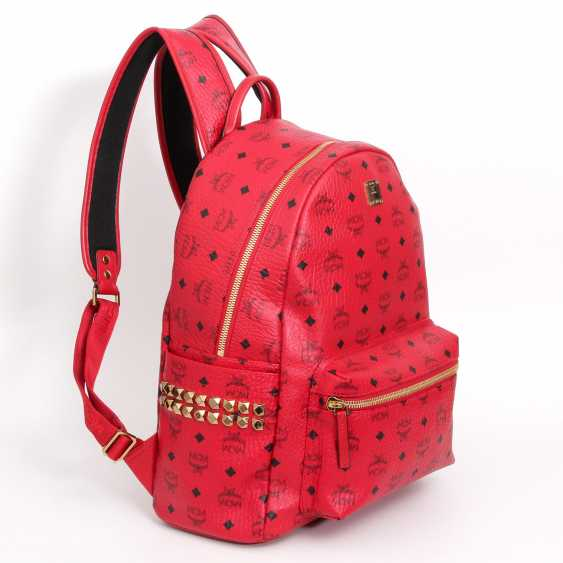 "MCM popular backpack ""STRONG MEDIUM"". - photo 2"