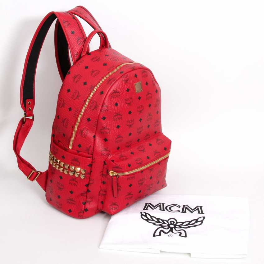 "MCM popular backpack ""STRONG MEDIUM"". - photo 5"