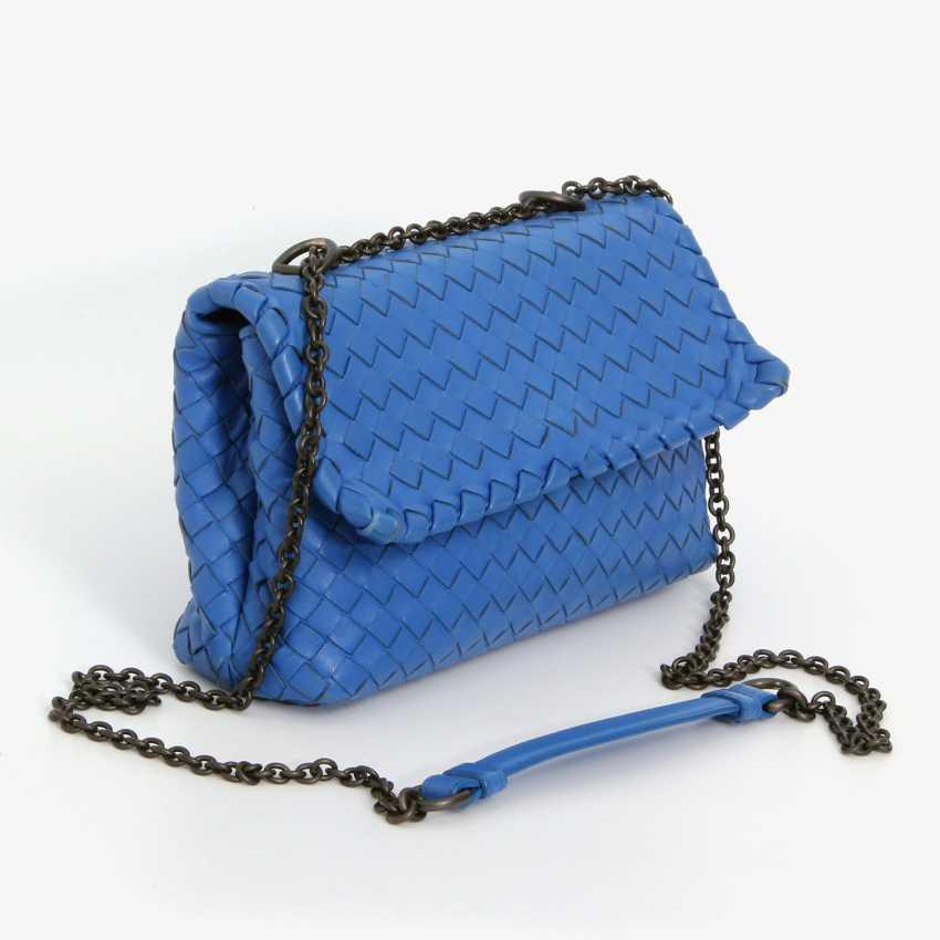 BOTTEGA VENETA's noble shoulder bag. - photo 4