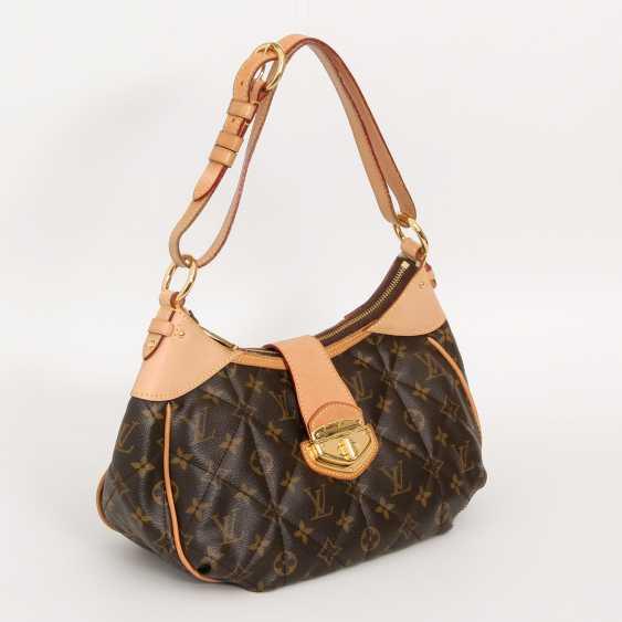 """LOUIS VUITTON chic shoulder bag """"CITY BAG PM"""", collection 2009. - photo 2"""