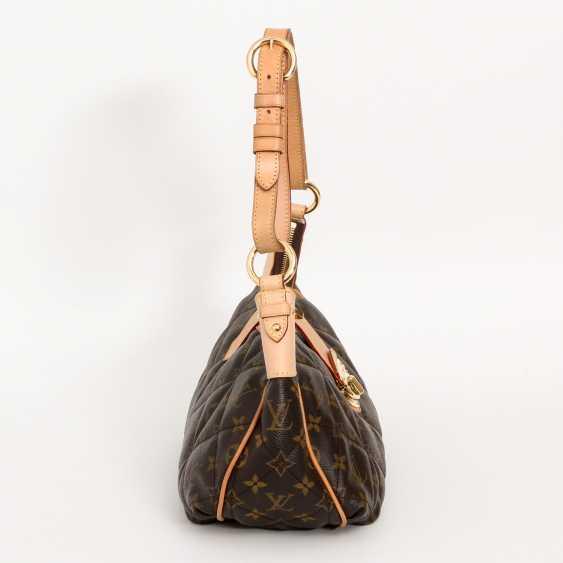 """LOUIS VUITTON chic shoulder bag """"CITY BAG PM"""", collection 2009. - photo 3"""