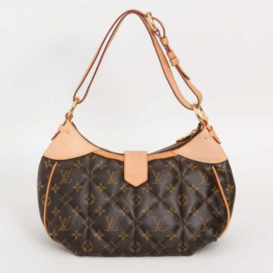 """LOUIS VUITTON chic shoulder bag """"CITY BAG PM"""", collection 2009. - photo 4"""