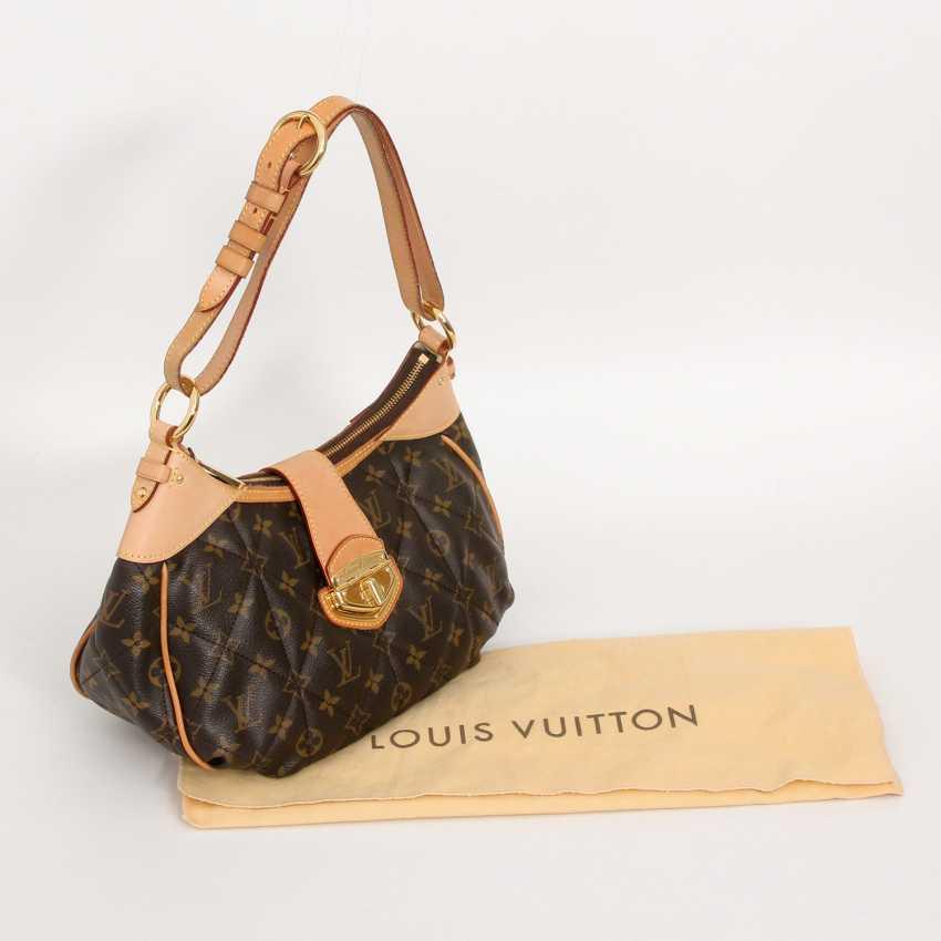 """LOUIS VUITTON chic shoulder bag """"CITY BAG PM"""", collection 2009. - photo 5"""