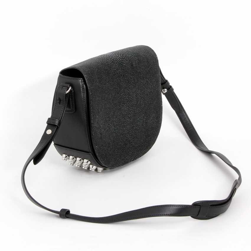 ALEXANDER WANG's extravagant shoulder bag. - photo 2