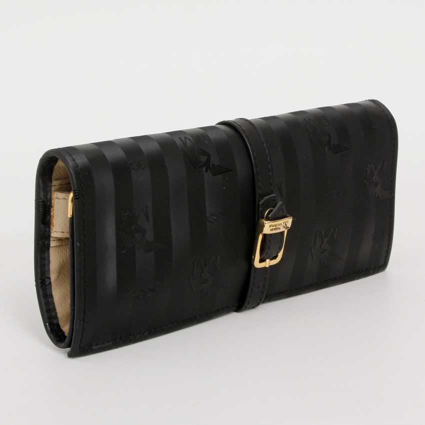 MAISON MOLLERUS practical travel jewelry pouch. - photo 2