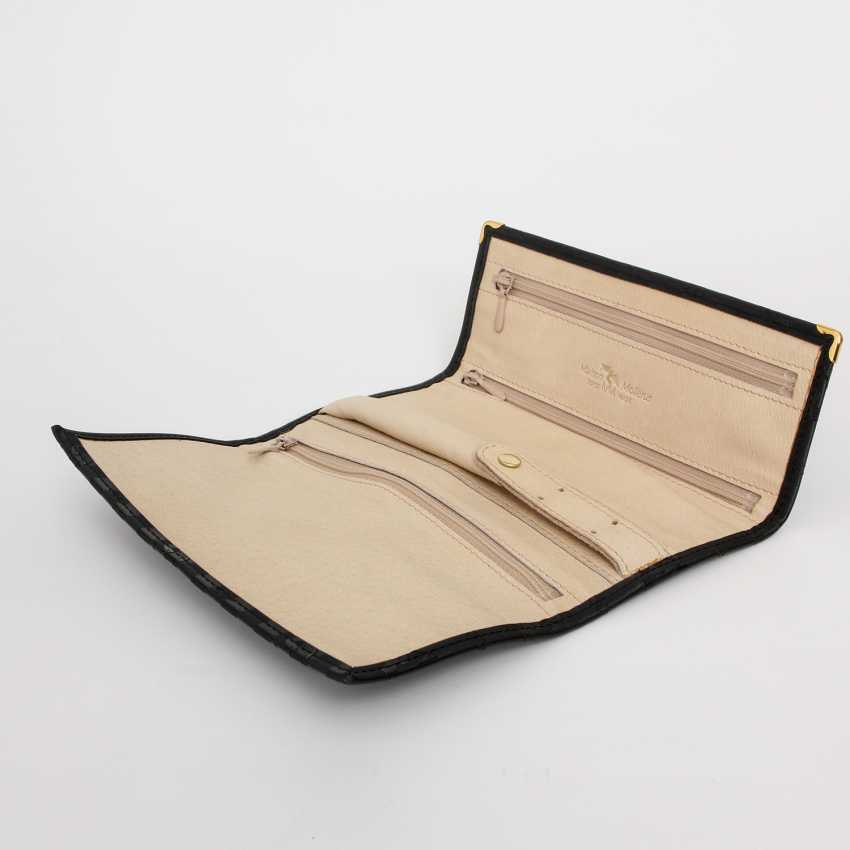 MAISON MOLLERUS practical travel jewelry pouch. - photo 5