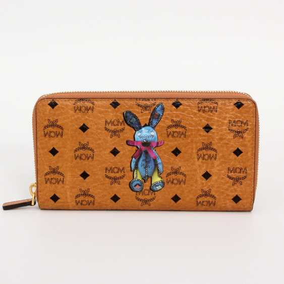 MCM fashion wallet 2015 collection. - photo 1