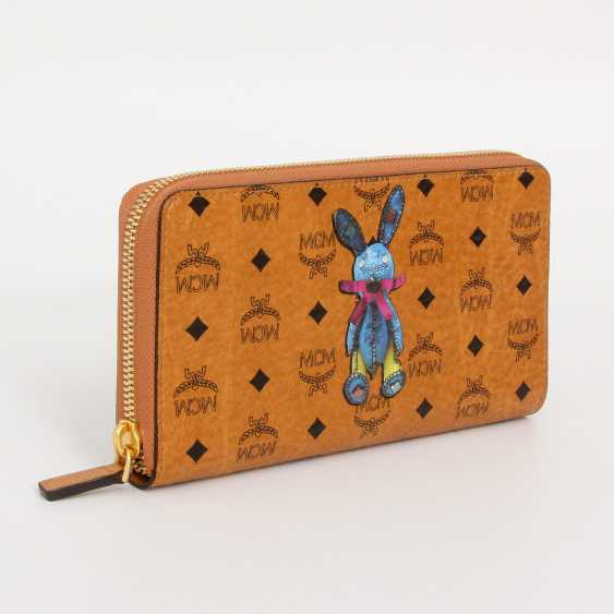 MCM fashion wallet 2015 collection. - photo 2