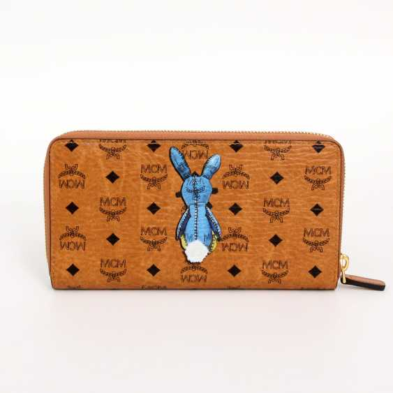 MCM fashion wallet 2015 collection. - photo 4