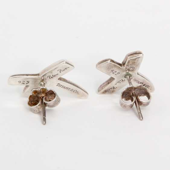 TIFFANY&Co. by PALOMA PICASSO edles Silber-Schmuck Set. - photo 3