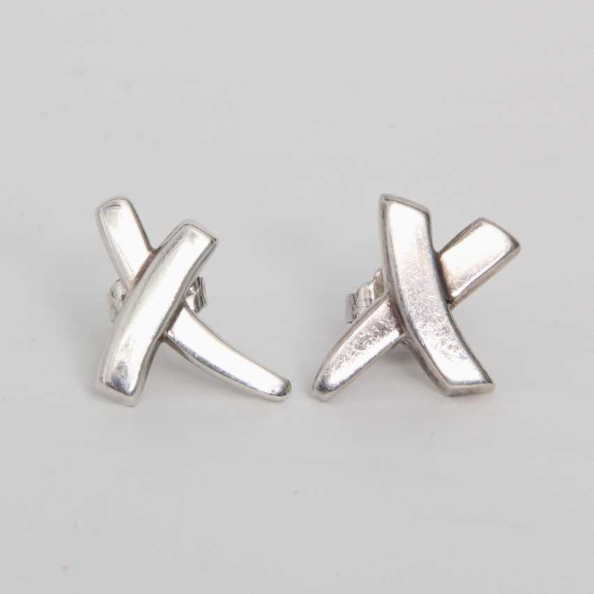 TIFFANY&Co. by PALOMA PICASSO edles Silber-Schmuck Set. - photo 4