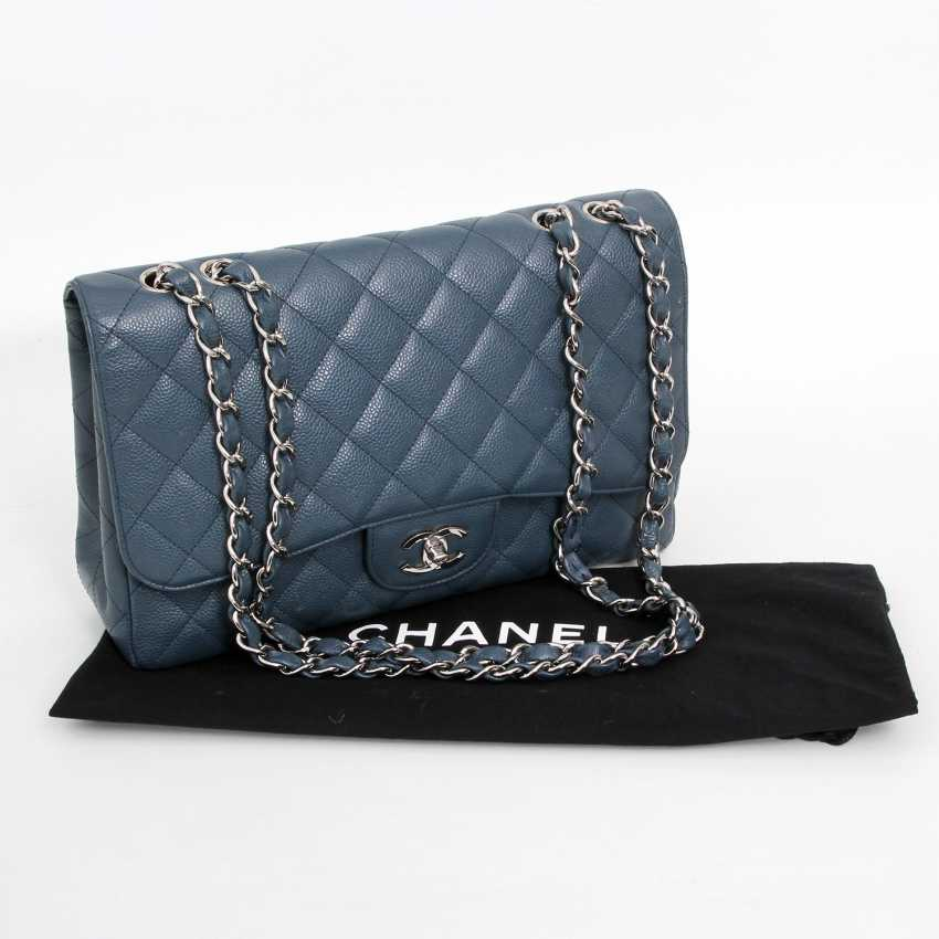 CHANEL exklusive Classic Jumbo Single Flap Bag, Kollektion 2005/2006. - photo 5
