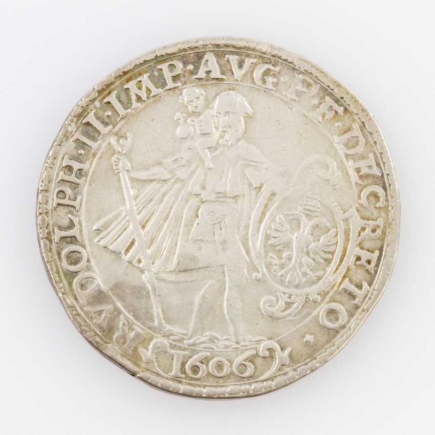 Württemberg - half-Taler 1606, Friedrich I., Klein/Raff 232.1 a. - photo 1