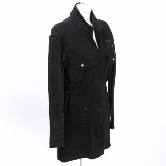 CHANEL sporty jacket, size 38. - photo 2