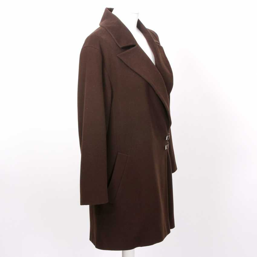 CHANEL VINTAGE timeless short coat, size approx.: 32/34, collection 99. - photo 2