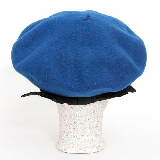 CHANEL adorable Vintage beret; - photo 3