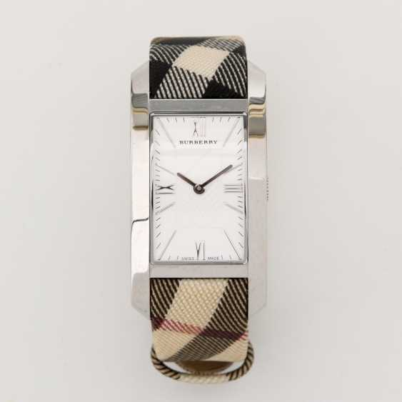 BURBERRY timeless wrist watch. - photo 1
