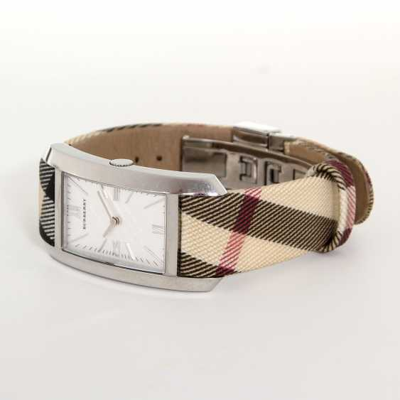 BURBERRY timeless wrist watch. - photo 2