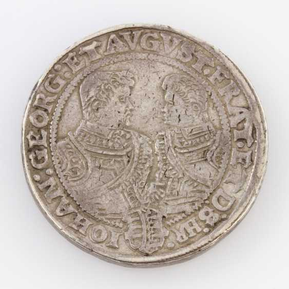 Saxony - Thick, Double-Taler 1608, Dresden, - photo 1