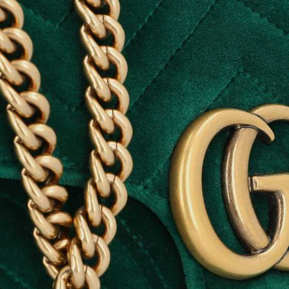 "GUCCI shoulder bag ""GG MARMONT"", current new price: 1.390,-€. - photo 6"