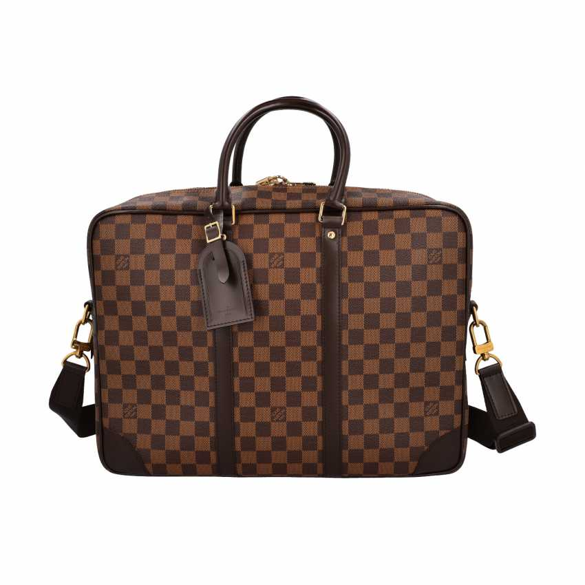 "LOUIS VUITTON Messenger Bag ""IN CARE"", Collection 2011. - photo 1"