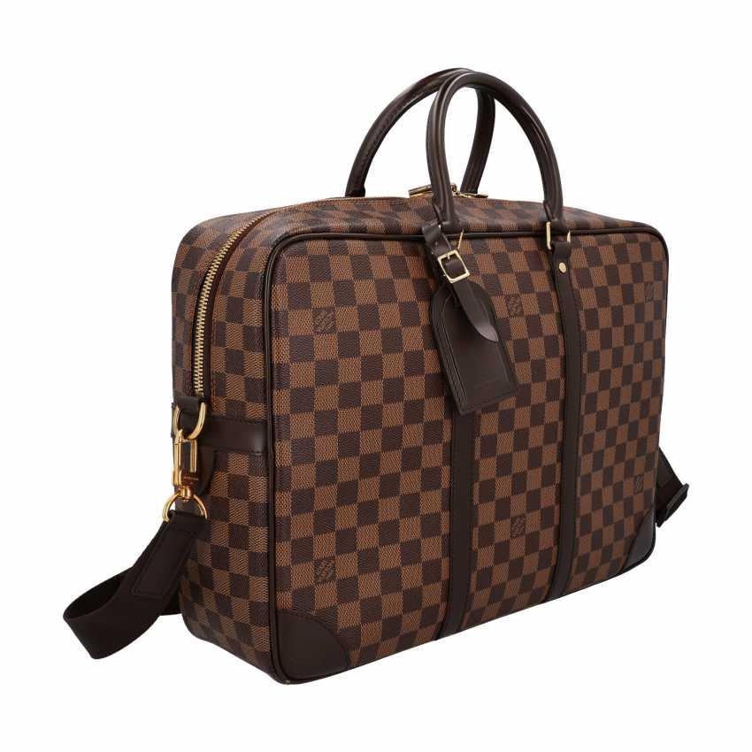 "LOUIS VUITTON Messenger Bag ""IN CARE"", Collection 2011. - photo 2"