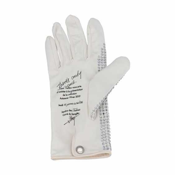 LOUIS VUITTON gloves-invitation to Paris fashion week, 2019. - photo 3