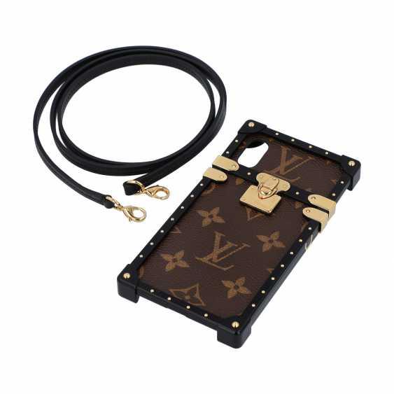 """LOUIS VUITTON cell phone case """"EYE-TRUNK"""", collection: 2018, original price: 990,-€. - photo 2"""