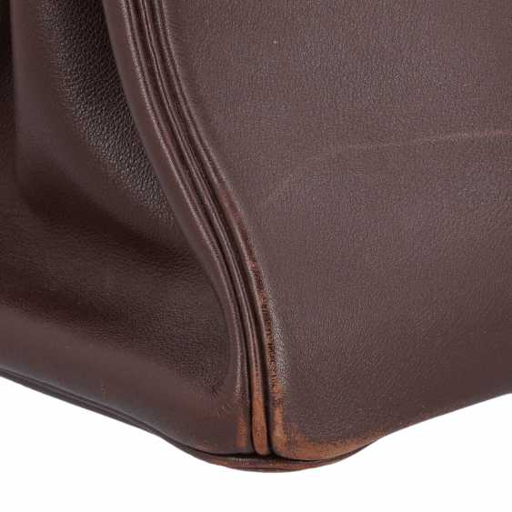 "HERMÈS VINTAGE Handbag ""BIRKIN BAG 35"", Collection 1999 - photo 3"
