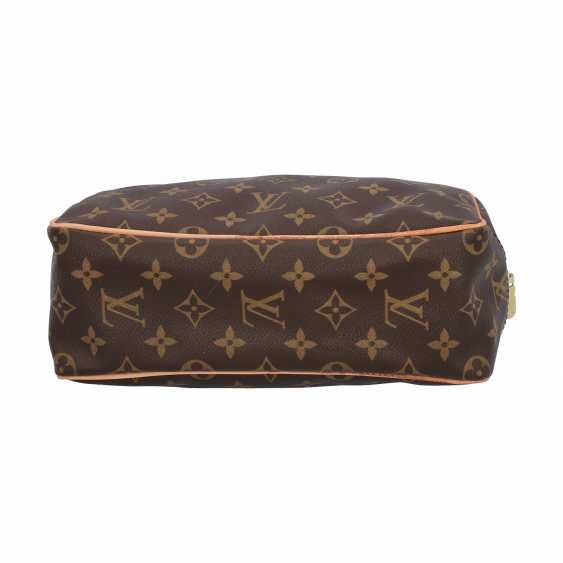 "LOUIS VUITTION cosmetic bag ""TROUSSE TOILETTE 25"", collection 2010. - photo 5"