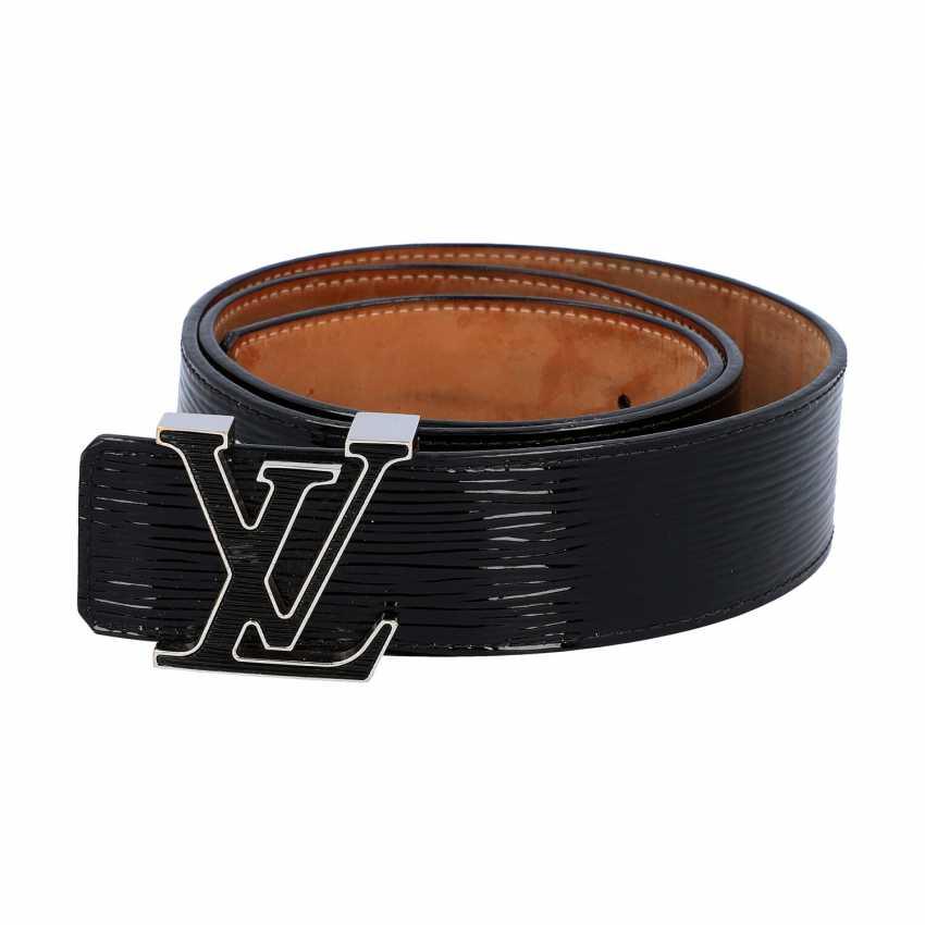 """LOUIS VUITTON belt """"LV INITIALES"""", length: 90cm. - photo 2"""