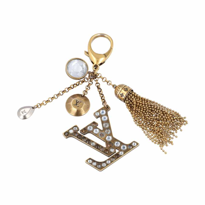 "LOUIS VUITTON bag charm, ""BIJOU SAC CAPRICE"", price: 320,-€. - photo 2"
