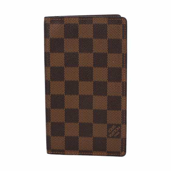 LOUIS VUITTON Passeport de l'Enveloppe de la, Collection: 2011, Prix d'origine: 225,-€. - photo 1
