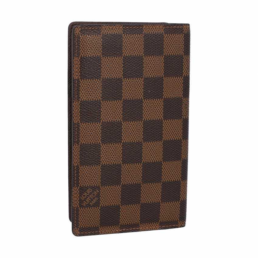 LOUIS VUITTON Passeport de l'Enveloppe de la, Collection: 2011, Prix d'origine: 225,-€. - photo 4