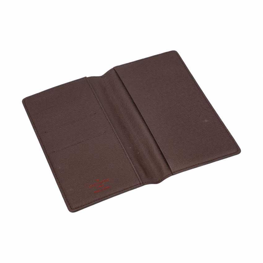 LOUIS VUITTON Passeport de l'Enveloppe de la, Collection: 2011, Prix d'origine: 225,-€. - photo 5