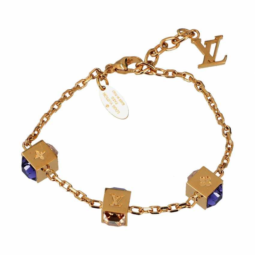 LOUIS VUITTON bracelet, collection: 2015. - photo 1