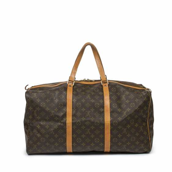 "LOUIS VUITTON VINTAGE Weekender SAC SOUPLE"", Collection 1985. - photo 1"
