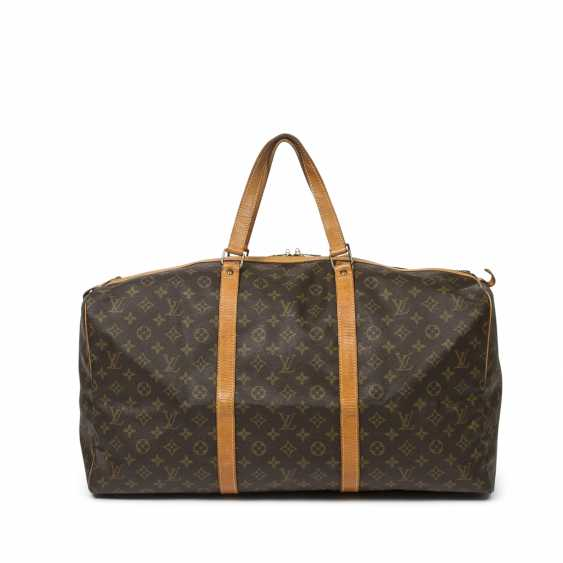 "LOUIS VUITTON VINTAGE Weekender SAC SOUPLE"", Collection 1985. - photo 2"
