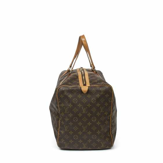 "LOUIS VUITTON VINTAGE Weekender SAC SOUPLE"", Collection 1985. - photo 4"