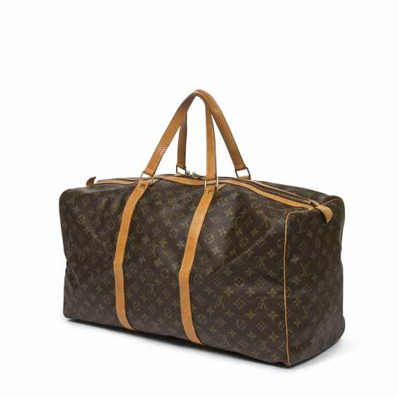 "LOUIS VUITTON VINTAGE Weekender SAC SOUPLE"", Collection 1985. - photo 5"