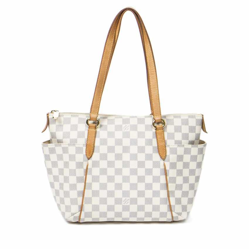 """LOUIS VUITTON handbag """"TOTALLY PM"""", collection 2009. - photo 1"""