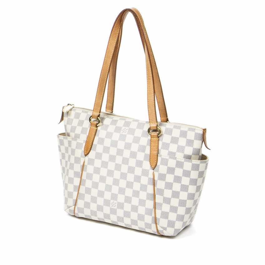 """LOUIS VUITTON handbag """"TOTALLY PM"""", collection 2009. - photo 5"""