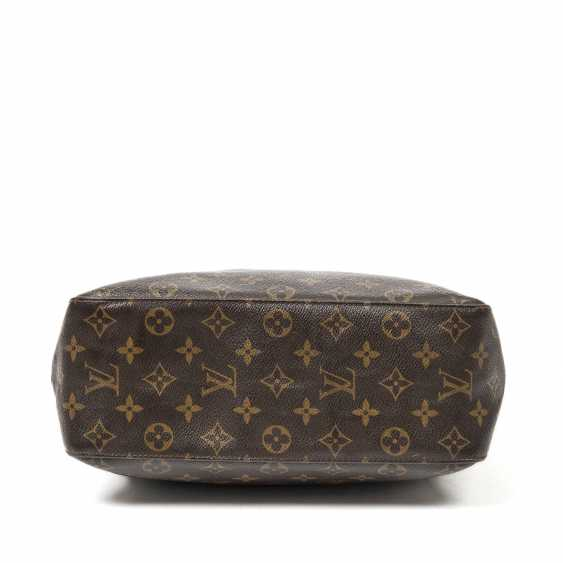 """LOUIS VUITTON shoulder bag """"LOOPING GM"""", collection 2001. - photo 2"""