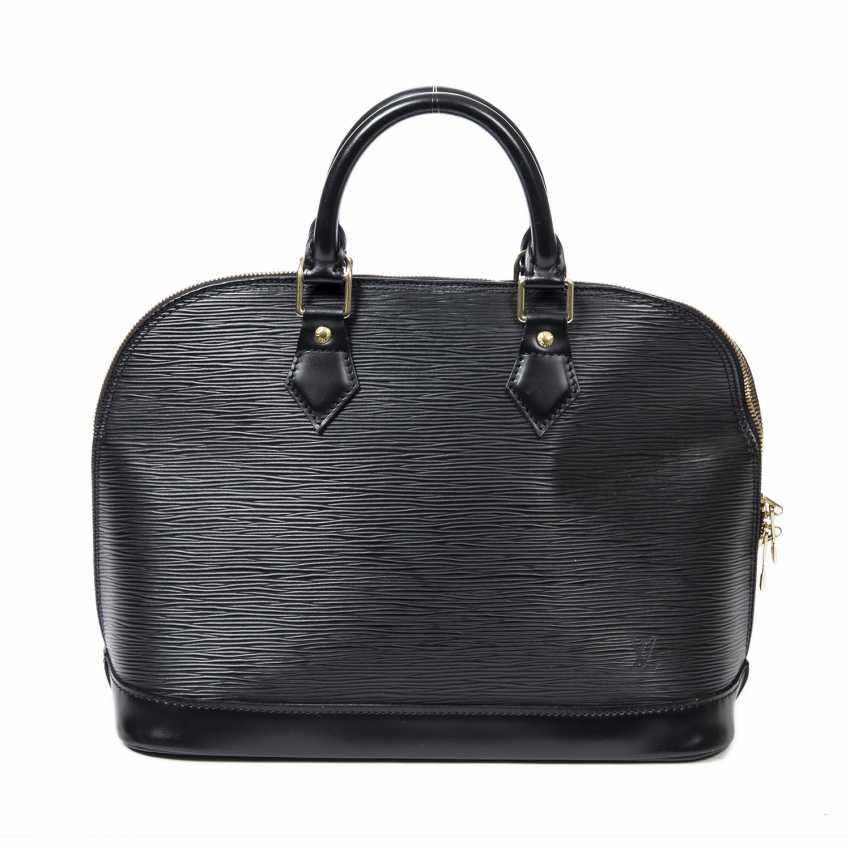 """LOUIS VUITTON handbag """"ALMA PM"""", collection 2001. - photo 1"""