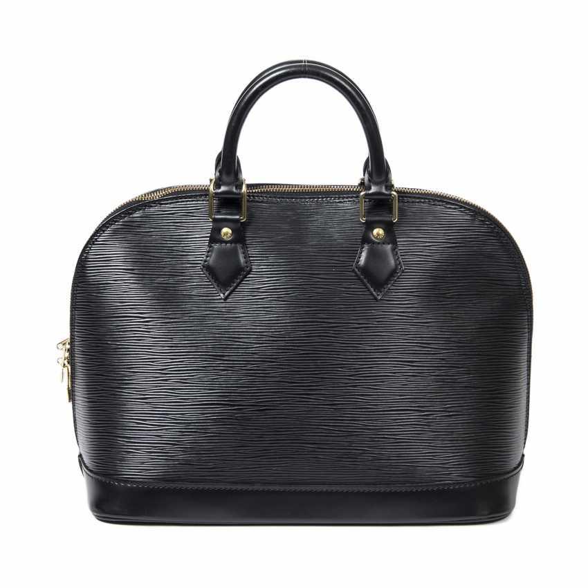 """LOUIS VUITTON handbag """"ALMA PM"""", collection 2001. - photo 3"""