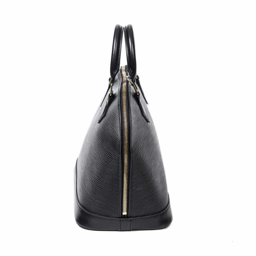 """LOUIS VUITTON handbag """"ALMA PM"""", collection 2001. - photo 4"""