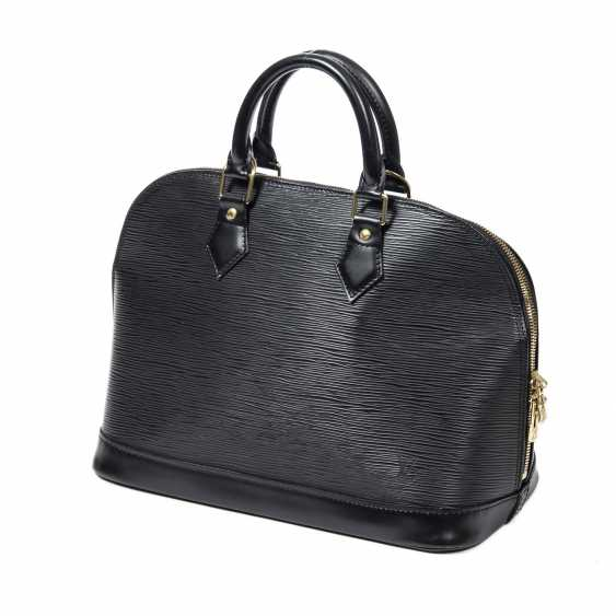 """LOUIS VUITTON handbag """"ALMA PM"""", collection 2001. - photo 6"""