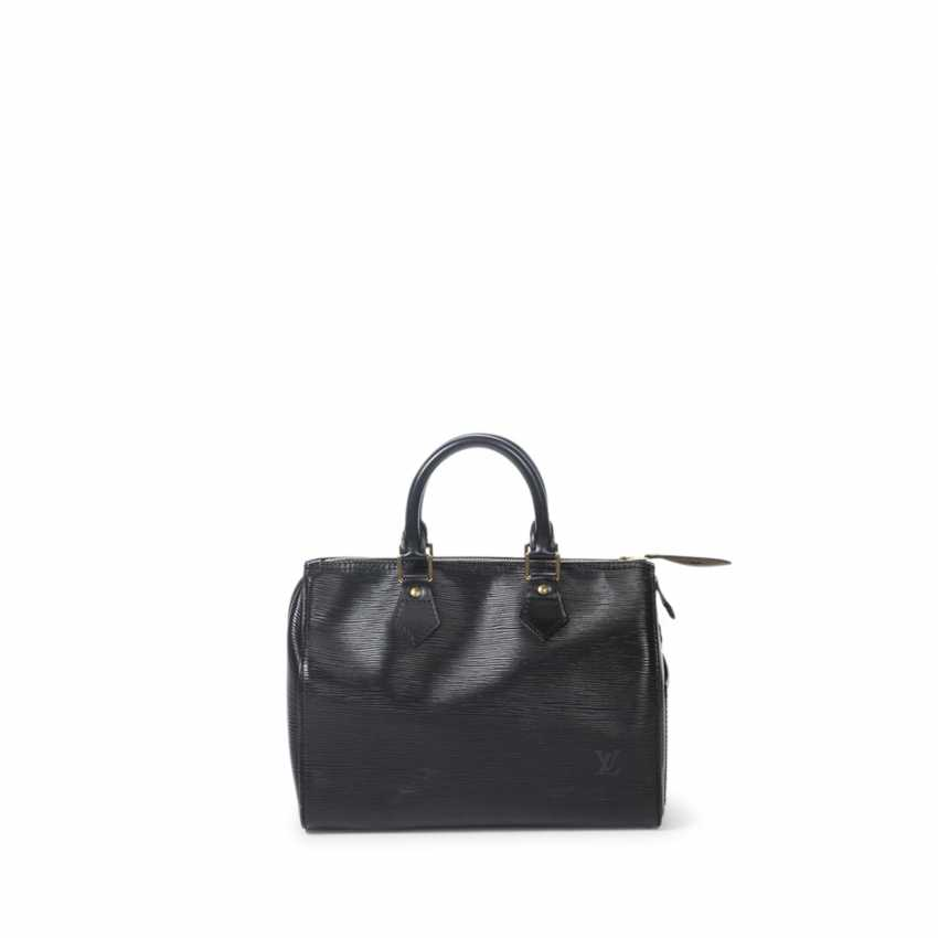 "LOUIS VUITTON VINTAGE handbag ""SPEEDY 25"", collection 1994. - photo 1"
