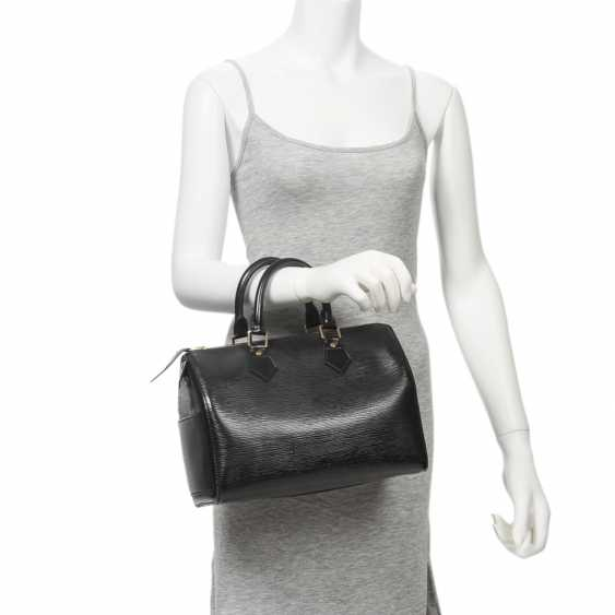 "LOUIS VUITTON VINTAGE handbag ""SPEEDY 25"", collection 1994. - photo 2"