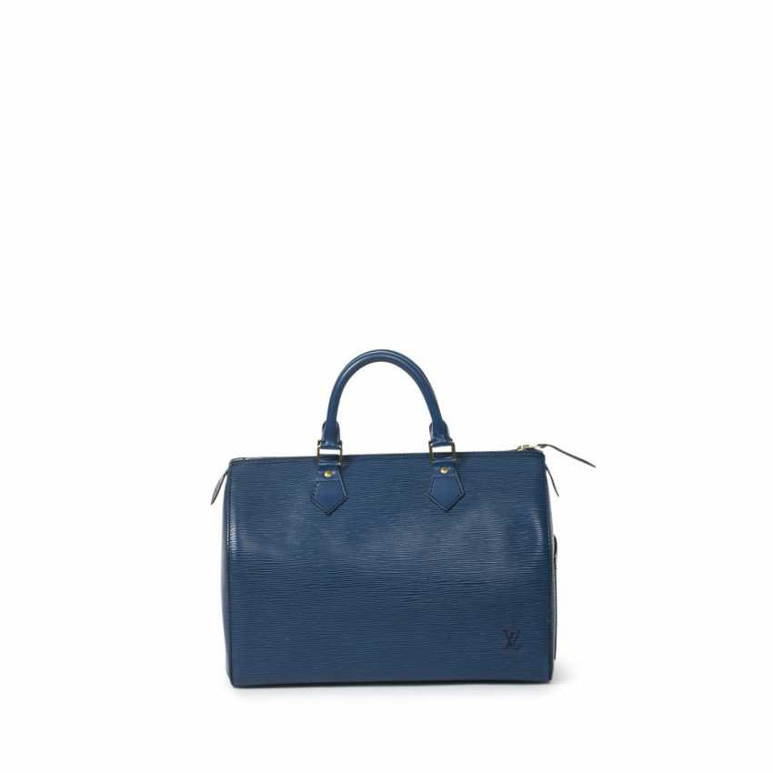 """LOUIS VUITTON VINTAGE handbag """"SPEEDY 30"""", collection 1991. - photo 1"""
